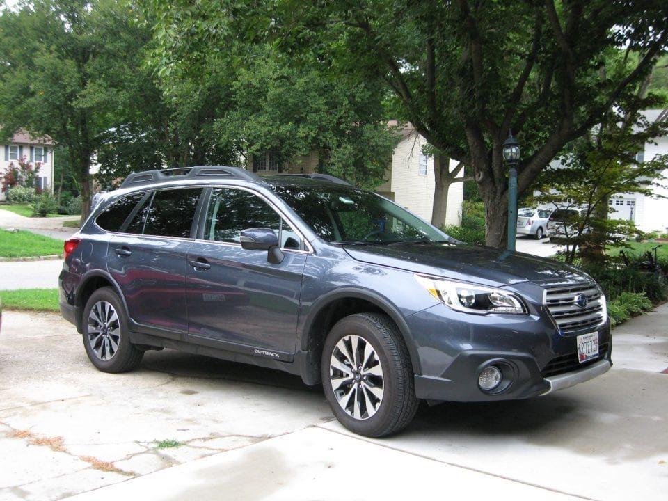 Subaru Outback R Limited sport utility vehicle
