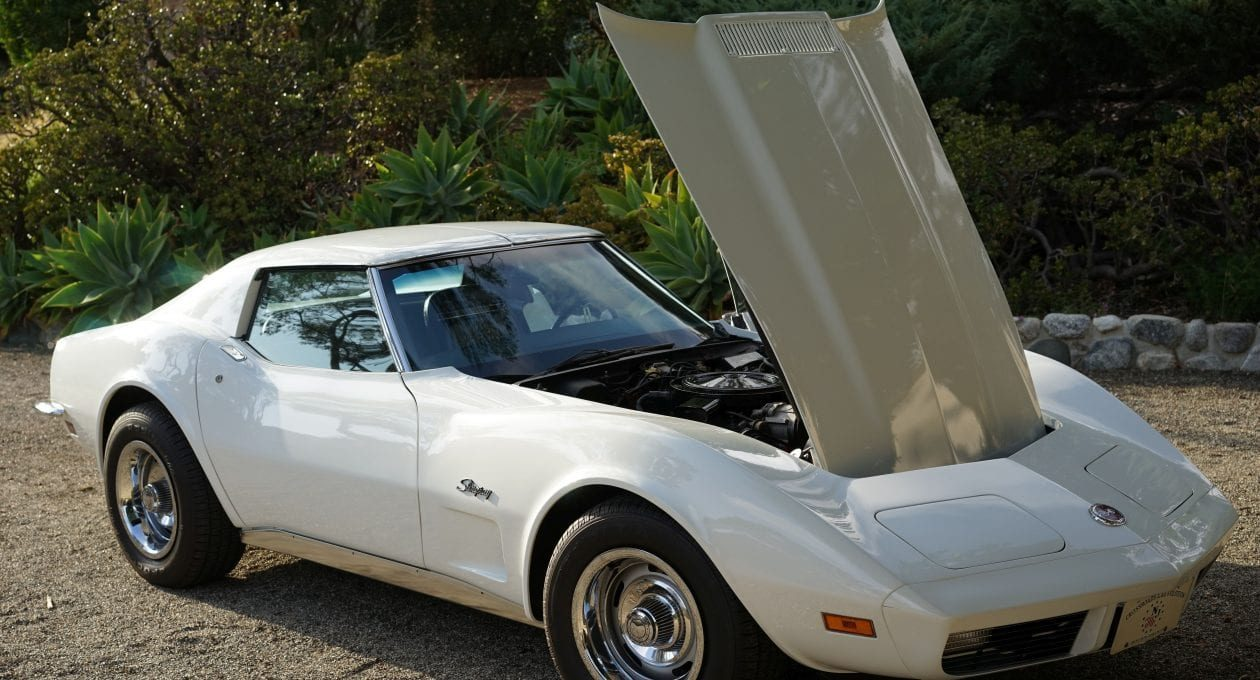 `73 Chevrolet Corvette Stingray: Alas, It Is No More!