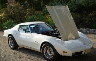 `73 Chevrolet Corvette Stingray: Alas, It Is No More!