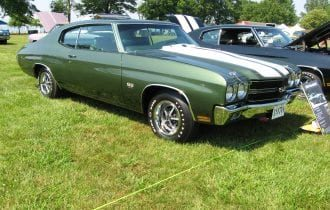 `70 Chevrolet Chevelle SS396: An Exceptional Restoration!