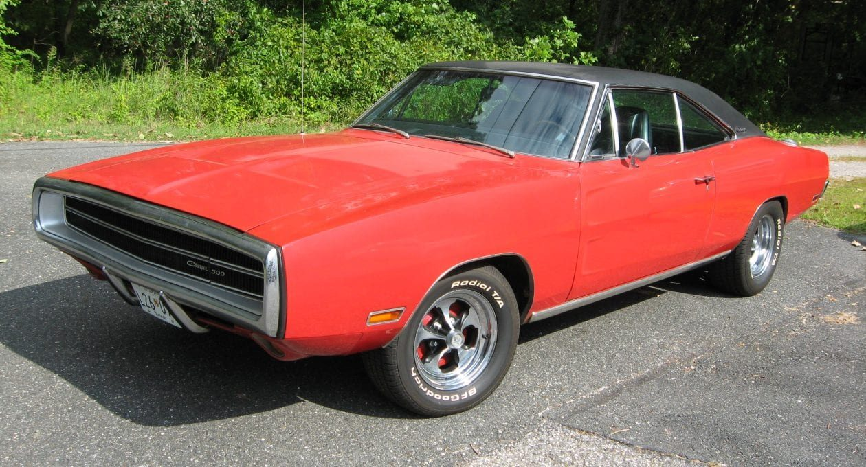 "`70 Dodge Charger 500: Original, Untouched ""Muscle Cars"" Are Still Out There Waiting to be Found!"