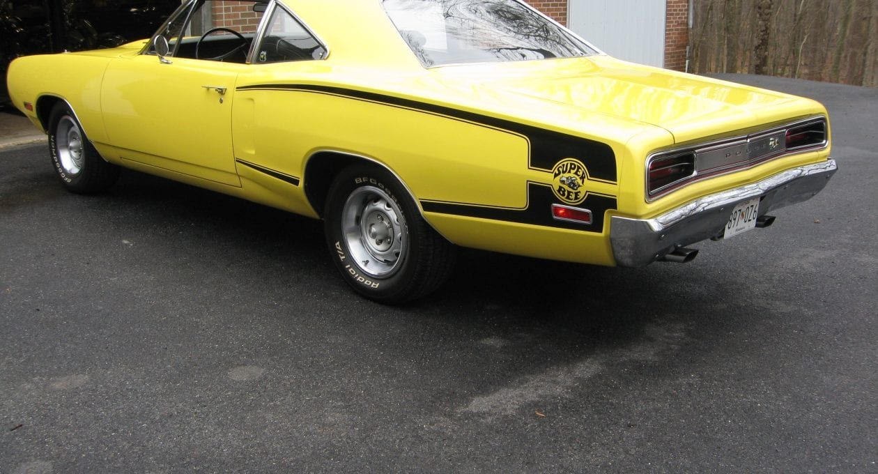 `70 Dodge Super Bee 440 Six Pack: From the High Water Mark of the Muscle Car Era!
