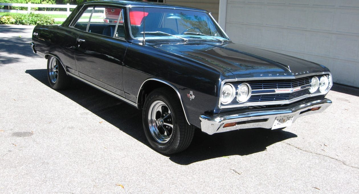 `65 Chevrolet Chevelle Malibu SS Sport Coupe: Flashy, Quick, and Loud!