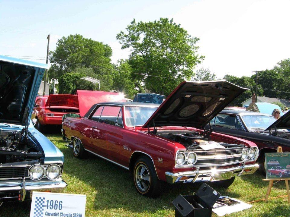 "Chevrolet Chevelle Malibu SS396 ""Z16"" sport coupe"